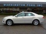 2010 Smokestone Metallic Ford Fusion SEL V6 #47584469