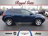 2005 Midnight Blue Pearl Nissan Murano SL AWD #47584130