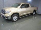 2010 Sandy Beach Metallic Toyota Tundra SR5 Double Cab 4x4 #47584481