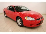 2006 Victory Red Chevrolet Monte Carlo LS #47584665