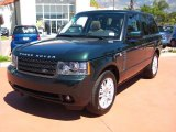 2011 Land Rover Range Rover Galway Green Metallic