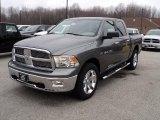 2011 Mineral Gray Metallic Dodge Ram 1500 Big Horn Crew Cab 4x4 #47584684