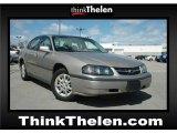 2001 Sandrift Metallic Chevrolet Impala  #47584863