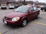 2007 Sport Red Tint Coat Chevrolet Cobalt LT Sedan #47584709