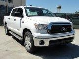 2011 Super White Toyota Tundra TRD CrewMax #47584350