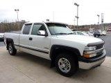2000 Summit White Chevrolet Silverado 1500 LS Extended Cab 4x4 #47635804