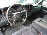 2000 Chevrolet Silverado 1500 LS Extended Cab 4x4 Graphite Interior