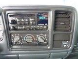 2000 Chevrolet Silverado 1500 LS Extended Cab 4x4 Controls