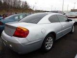 2002 Chrysler Sebring Ice Silver Pearl