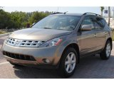 2003 Polished Pewter Metallic Nissan Murano SE #47635825