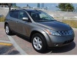 Polished Pewter Metallic Nissan Murano in 2003