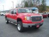 2007 GMC Sierra 2500HD Remington Edition Crew Cab 4x4 Front 3/4 View