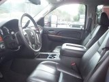 2007 GMC Sierra 2500HD Remington Edition Crew Cab 4x4 Ebony Black Interior