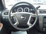 2007 GMC Sierra 2500HD Remington Edition Crew Cab 4x4 Steering Wheel