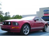 2006 Redfire Metallic Ford Mustang GT Premium Coupe #47635633