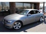 2007 Space Gray Metallic BMW 3 Series 335i Convertible #47635642