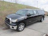 2007 Black Toyota Tundra SR5 Double Cab 4x4 #47635679