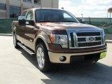 2011 Golden Bronze Metallic Ford F150 Lariat SuperCrew #47635861