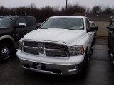 2011 Bright White Dodge Ram 1500 Big Horn Crew Cab 4x4 #47636136