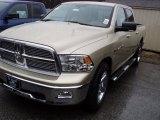 2011 White Gold Dodge Ram 1500 Big Horn Crew Cab 4x4 #47636137