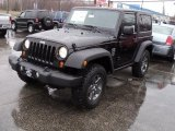 2011 Black Jeep Wrangler Call of Duty: Black Ops Edition 4x4 #47636144
