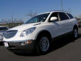 2008 White Diamond Tri Coat Buick Enclave CXL AWD #47636366