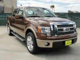 2011 Golden Bronze Metallic Ford F150 Lariat SuperCrew #47635864