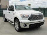 2011 Super White Toyota Tundra Texas Edition Double Cab #47635872