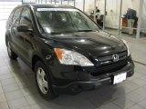 2008 Nighthawk Black Pearl Honda CR-V LX 4WD #47636182