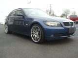 2006 Mystic Blue Metallic BMW 3 Series 325i Sedan #47636494