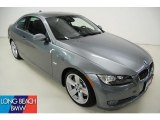 2008 Space Grey Metallic BMW 3 Series 335i Coupe #47635891