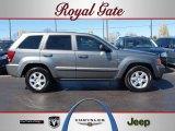 2008 Mineral Gray Metallic Jeep Grand Cherokee Laredo 4x4 #47635524