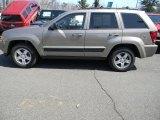 2006 Light Graystone Pearl Jeep Grand Cherokee Laredo 4x4 #47635936