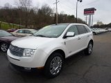 2010 White Platinum Tri-Coat Lincoln MKX AWD #47635763