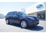 2011 Tuxedo Black Metallic Ford Explorer Limited #47635765
