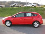 2012 Race Red Ford Focus SE 5-Door #47635563