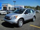 2011 Alabaster Silver Metallic Honda CR-V LX #47635971