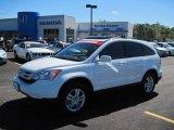 2010 Taffeta White Honda CR-V EX-L #47635981