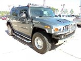 2006 Hummer H2 Slate Blue Metallic