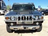 2006 Hummer H2 Slate Blue Metallic