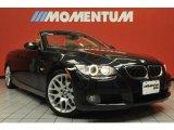 2007 Black Sapphire Metallic BMW 3 Series 328i Convertible #47636024