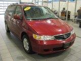 Honda Odyssey 2002 Data, Info and Specs