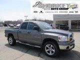 2007 Mineral Gray Metallic Dodge Ram 1500 Thunder Road Quad Cab 4x4 #47705267