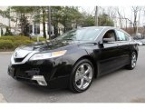 Acura TL 2009 Data, Info and Specs