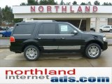 2011 Tuxedo Black Metallic Lincoln Navigator 4x4 #47704902