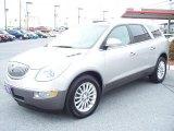 2008 Platinum Metallic Buick Enclave CXL AWD #47705307