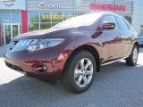 2009 Merlot Metallic Nissan Murano SL #47705095