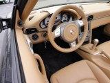 2007 Porsche 911 Carrera S Cabriolet Sand Beige Interior