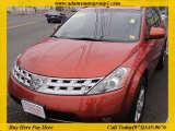 2004 Sunlit Copper Metallic Nissan Murano SL AWD #47705138