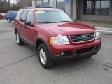 2003 Redfire Metallic Ford Explorer XLT 4x4 #47705142